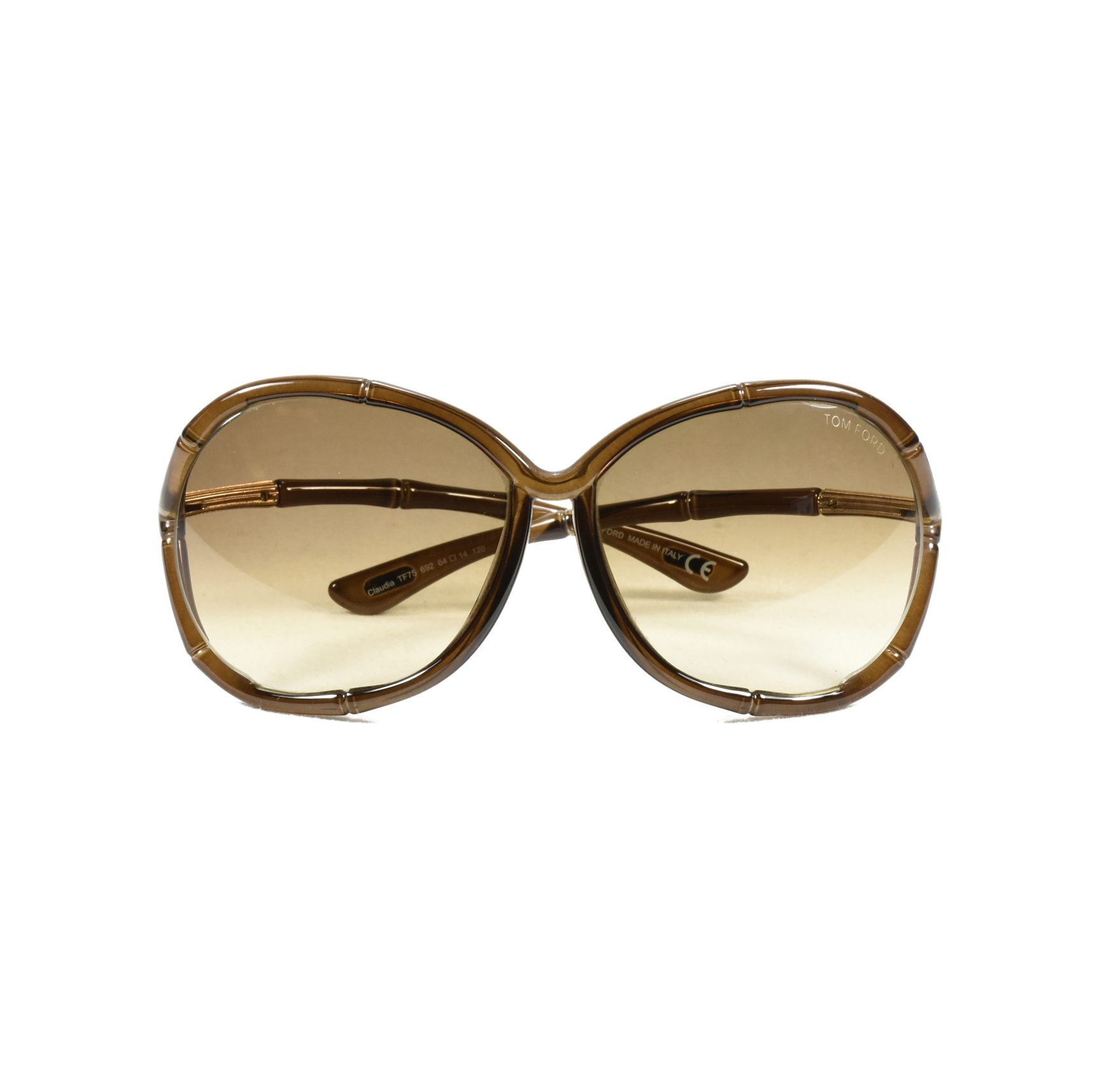 0bdb2321c25 Authentic Second Hand Tom Ford Claudia Sunglasses (PSS-048-00089 ...