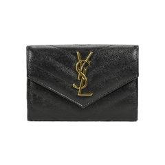 Small Monogram Envelope Wallet