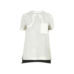 Perforated Leather Top