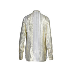 Balmain striped silk shirt 2?1505973854