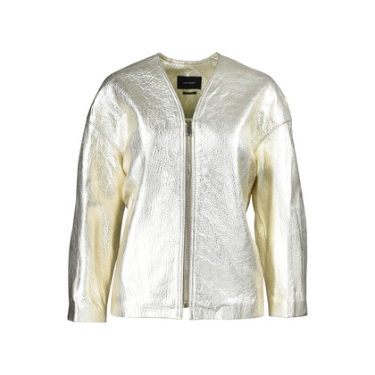 Authentic Second Hand Isabel Marant Camelia Lambskin Jacket (PSS-200-00635)