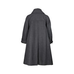Marc jacobs linen knee length coat 2?1506314913