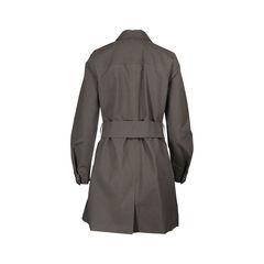 Louis vuitton dark brown structured outerwear 2?1506314948