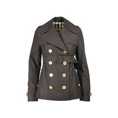 Sandringham Short Trench Coat