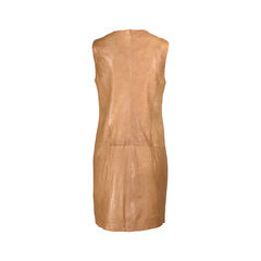 Vince cutout leather mini dress 2?1506487203