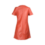 Authentic Second Hand Raoul Leather A-Line Dress (PSS-200-00553) - Thumbnail 1