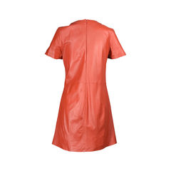Raoul red leather dress 2?1506487243