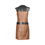 Authentic Second Hand Rag & Bone Leather Shift Dress (PSS-200-00595) - Thumbnail 1