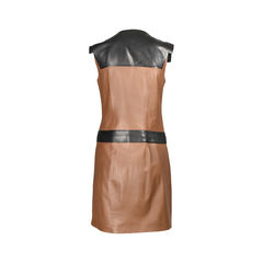 Rag bone leather shift dress 2?1506487314
