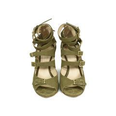 Cyllia Multi Strap Sandals