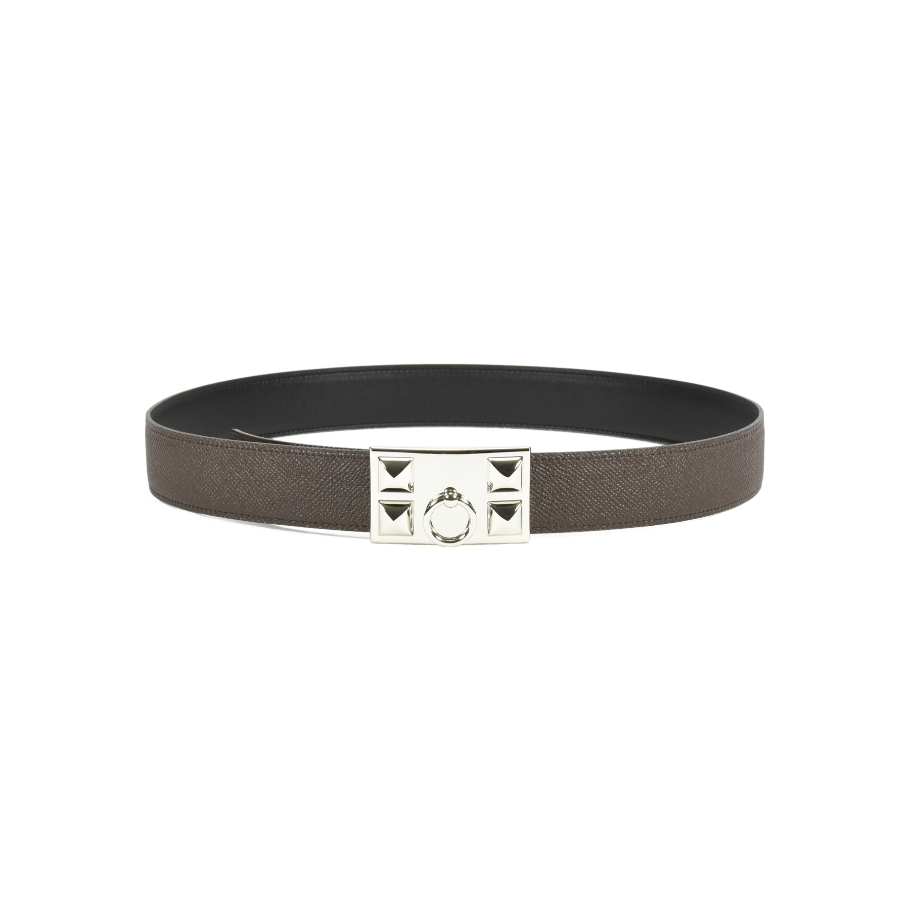 Second Hand Hermes Collier De Chien 32mm Belt Kit | THE