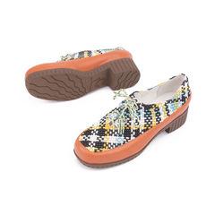 Tsumori chisato woven lace up shoes 2?1506917903
