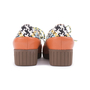 Authentic Second Hand Tsumori Chisato Woven Lace-up Shoes (PSS-200-00846) - Thumbnail 4