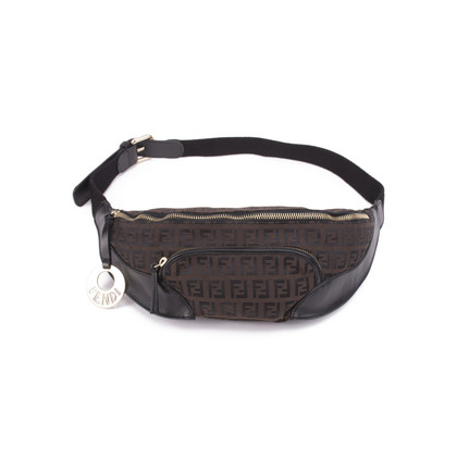 Authentic Pre Owned Fendi Monogram Fanny Pack (PSS-200-00849)