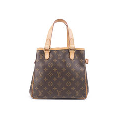 Monogram Batignolles Bag