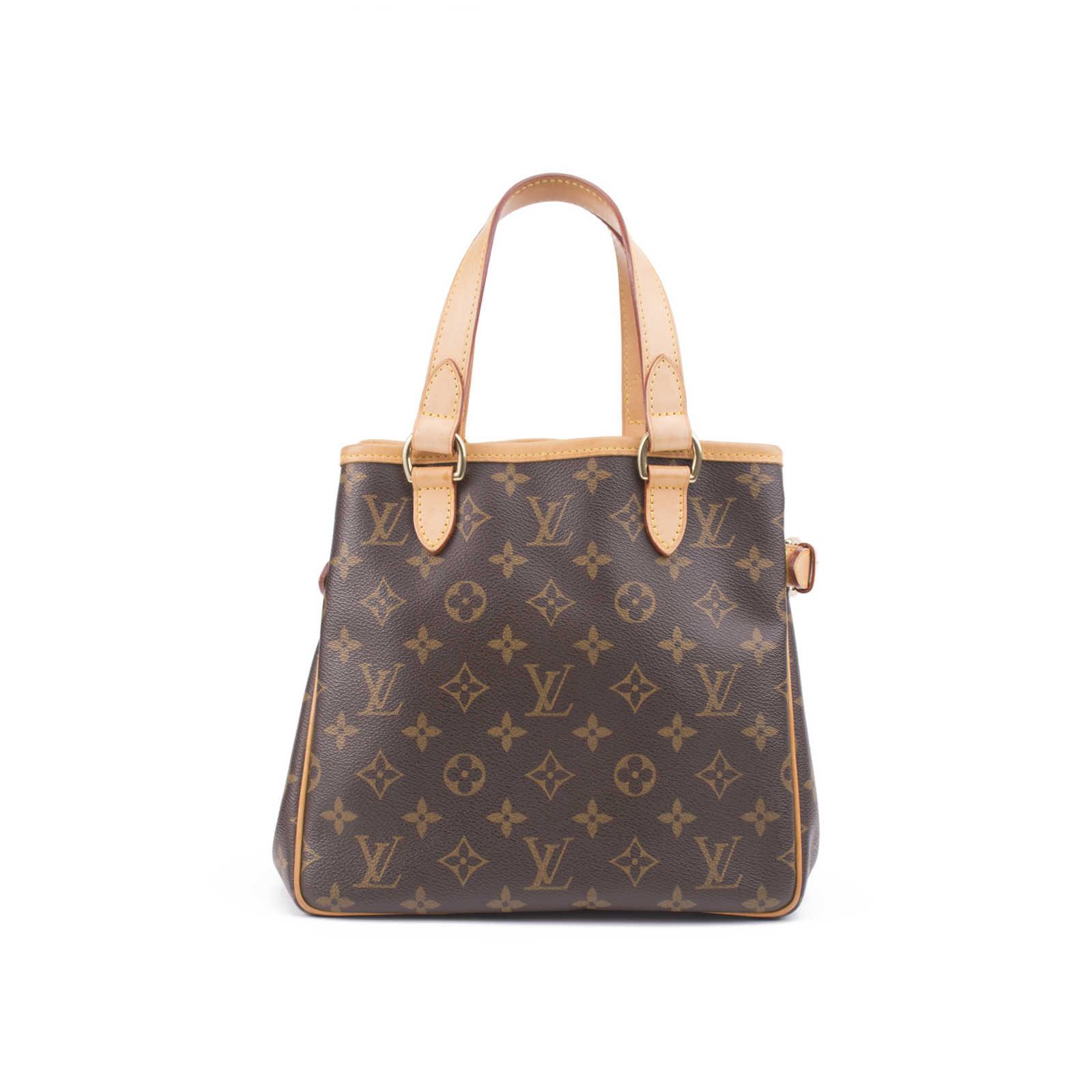 364397a75bf6 Tap to expand · Authentic Second Hand Louis Vuitton Monogram Batignolles  Bag (PSS-291-00003) ...