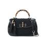 Gucci Bamboo Classic Bag Black - Thumbnail 0