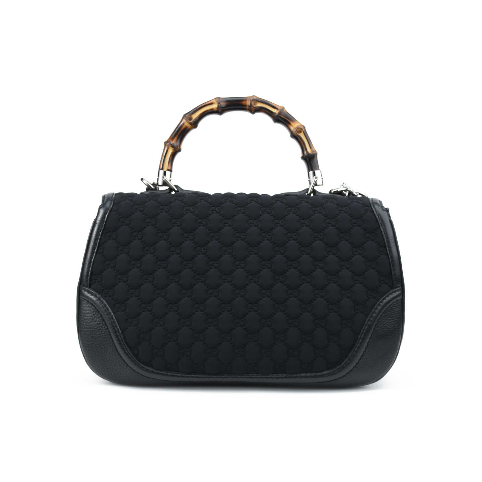 e8f82e57b ... Authentic Second Hand Gucci Bamboo Classic Bag (PSS-291-00007) -  Thumbnail ...
