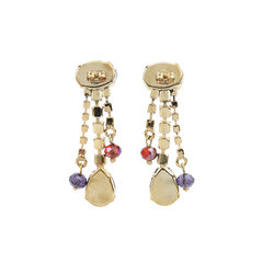 Etro multi stone earrings 2?1507107607