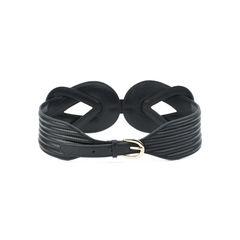 Knot Wide Corset Belt