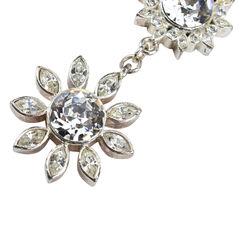 Dyrberg kern floral link necklace 2?1507265066