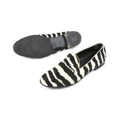 Gucci pony hair zebra loafers 2?1507619125