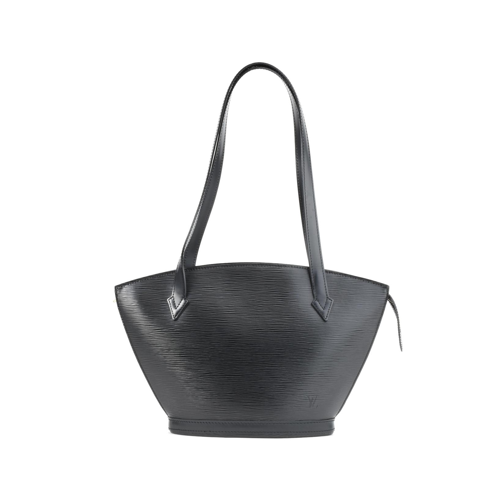 7a0aaf03dbbc Authentic Vintage Louis Vuitton Saint Jacques Handbag Epi Leather PM  (PSS-413-00007)
