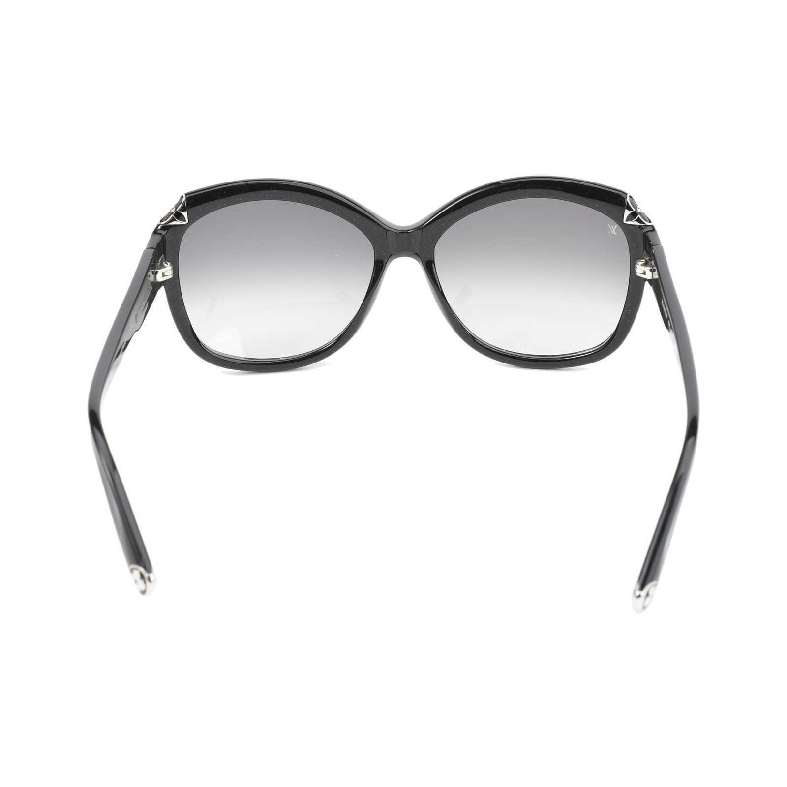 8515e9392fda7 ... Authentic Second Hand Louis Vuitton Hortensia Sunglasses  (PSS-413-00008) - Thumbnail ...