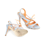 Authentic Second Hand Manolo Blahnik Cut Out Slingback Heels (PSS-413-00017) - Thumbnail 2