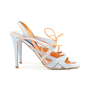 Authentic Second Hand Manolo Blahnik Cut Out Slingback Heels (PSS-413-00017) - Thumbnail 3