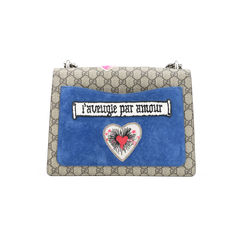 Gucci dionysus marmont embroidered cat shoulder bag 2?1508233128