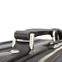 Authentic Second Hand Burberry Checked Two-wheel Suitcase (PSS-413-00001) - Thumbnail 7