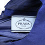 Authentic Second Hand Prada Ombré Shift Dress (PSS-357-00043) - Thumbnail 2