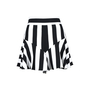 Authentic Second Hand Milly Stripe Flutter Culotte Shorts (PSS-200-00870) - Thumbnail 0