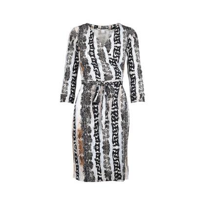 Authentic Second Hand Diane Von Furstenberg New Julian Two Wrap Dress (PSS-401-00003)