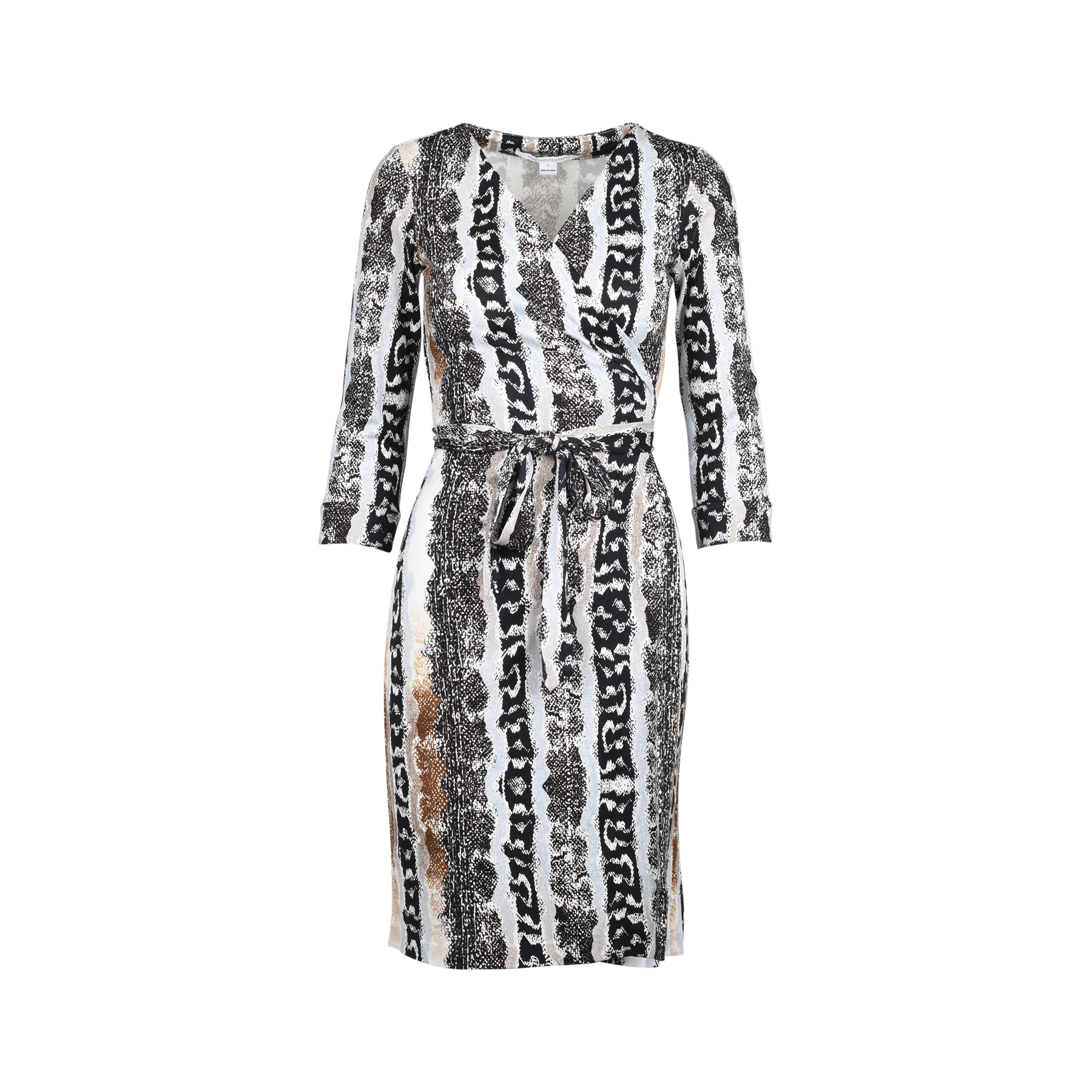 1f4770782 Authentic Second Hand Diane Von Furstenberg New Julian Two Wrap Dress  (PSS-401-00003) - THE FIFTH COLLECTION