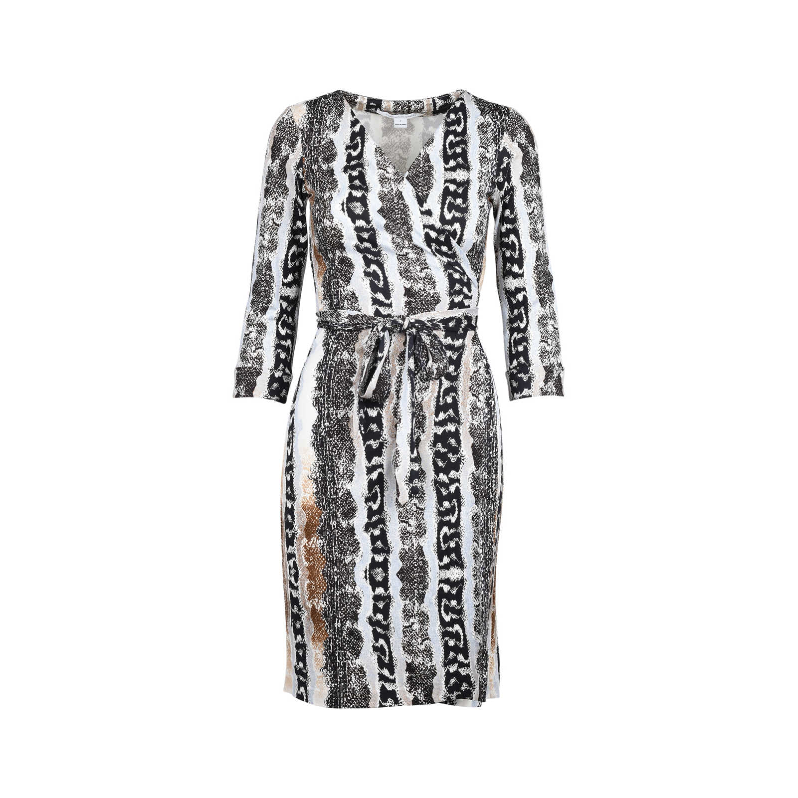 1444ad04828be Authentic Second Hand Diane Von Furstenberg New Julian Two Wrap Dress  (PSS-401- ...