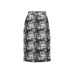 Raoul printed pencil skirt 2?1509340097