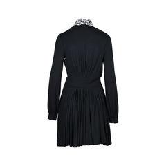 Just cavalli pleated skater dress 2?1509347596