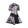Mary Katrantzou Laminated Paisley Dress - Thumbnail 0