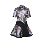 Mary Katrantzou Laminated Paisley Dress - Thumbnail 1