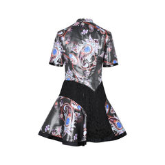 Mary katrantzou laminated paisley dress 2?1509349211