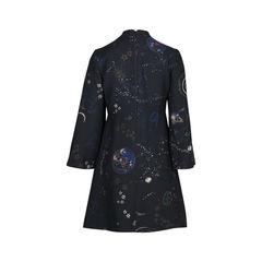 Valentino space printed dress 2?1509349334