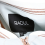 Authentic Second Hand Raoul Embroidered Stretch-crepe and Tulle Bomber (PSS-200-00836) - Thumbnail 3