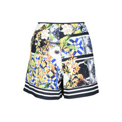 Clover canyon greek tiles pleated skort 2?1509349531