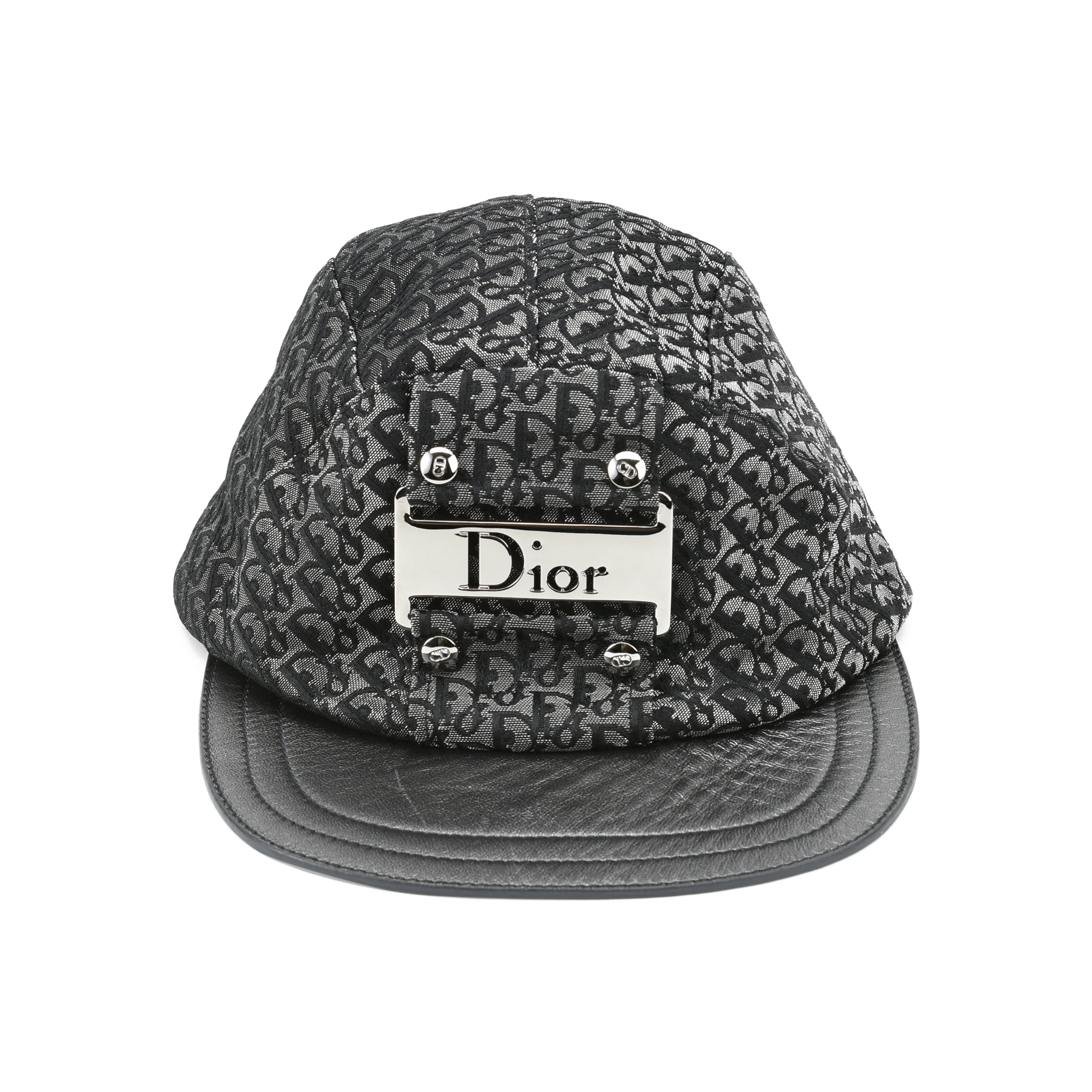 Authentic Pre Owned Dior Monogram Baseball Cap (PSS-200-00841)  b60441d0d0d