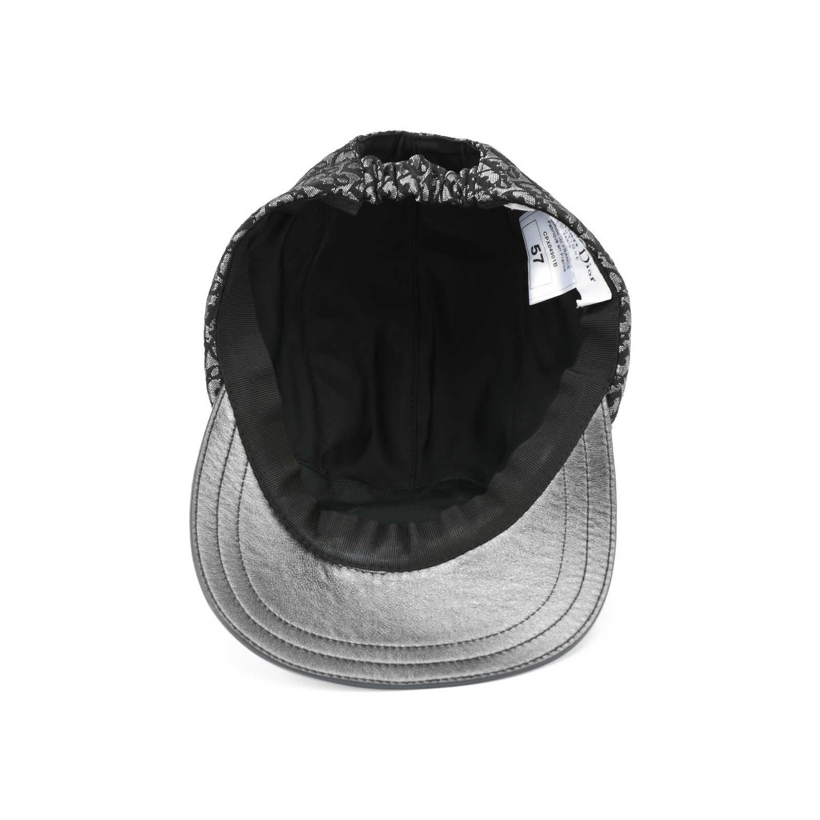 ... Authentic Pre Owned Dior Monogram Baseball Cap (PSS-200-00841) -  Thumbnail ... 9955df9cc3c