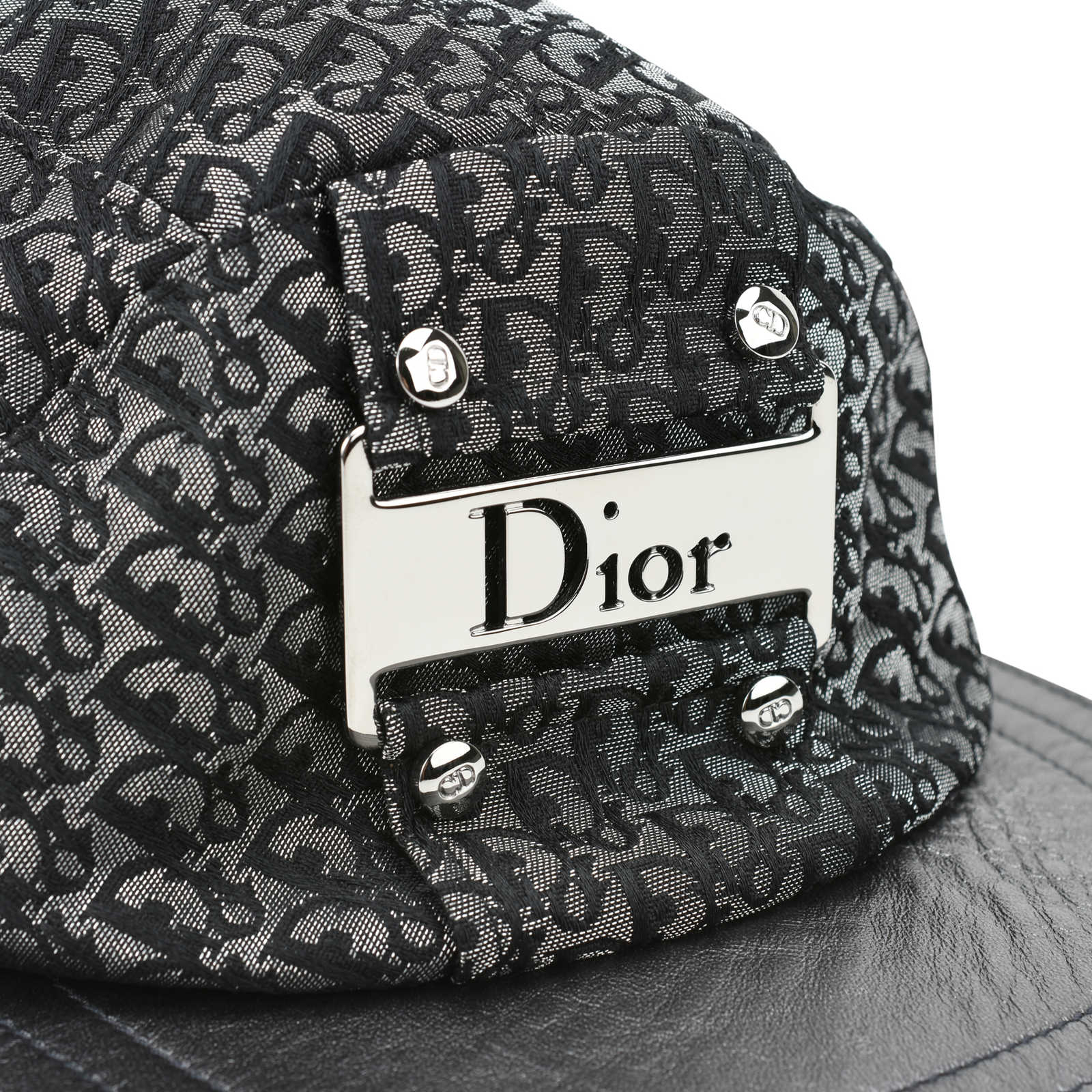 f775557d27161 ... Authentic Second Hand Dior Monogram Baseball Cap (PSS-200-00841) -  Thumbnail ...