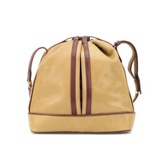Cartier two toned leather bucket bag 3?1509350370