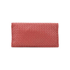 Bottega veneta intrecciato turn lock clutch 2?1509350544